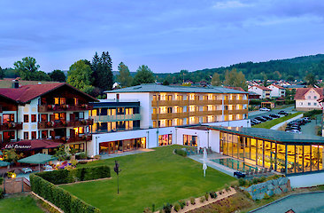 Golfhotel in Frauenau